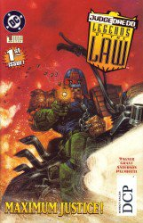 Judge Dredd - Legends of the Law #1-13 Complete