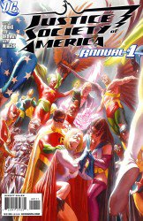 Justice Society of America Vol. 3 Annual #1