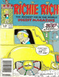 Richie Rich Digest Magazine