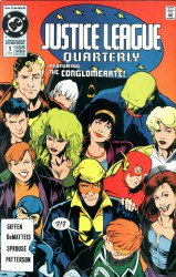 Justice League Quarterly #1-17 Complete