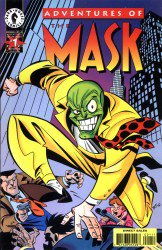 Adventures of the Mask #1-12 Complete