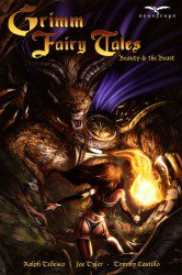 Grimm Fairy Tales: Beauty and the Beast