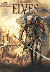 Elves Vol.3 - White Elf, Black Heart