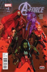A-Force #04