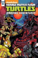 Teenage Mutant Ninja Turtles - Amazing Adventures #09