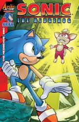 Sonic the Hedgehog #280