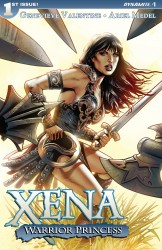 Xena Warrior Princess #1