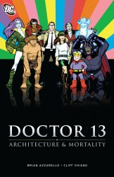 Doctor 13 - Architecture and Morality
