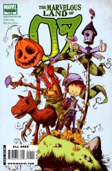 Marvelous Land of Oz #1-8