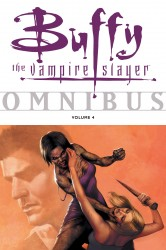 Buffy the Vampire Slayer Omnibus Vol.4