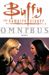 Buffy the Vampire Slayer Omnibus Vol.5