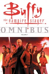 Buffy the Vampire Slayer Omnibus Vol.7