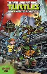 Teenage Mutant Ninja Turtles - New Animated Adventures Vol.1