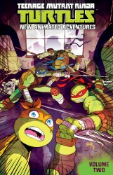 Teenage Mutant Ninja Turtles - New Animated Adventures Vol.2