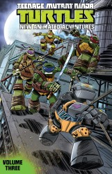 Teenage Mutant Ninja Turtles - New Animated Adventures Vol.3