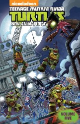 Teenage Mutant Ninja Turtles - New Animated Adventures Vol.5