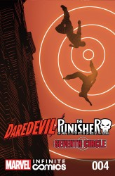 Daredevil - Punisher - Seventh Circle Infinite Comic #4