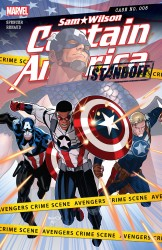 Captain America - Sam Wilson #08
