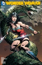 Wonder Woman Vol 4 #51