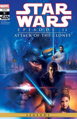 Star Wars - Episode II - Attack of the Clones #01-04