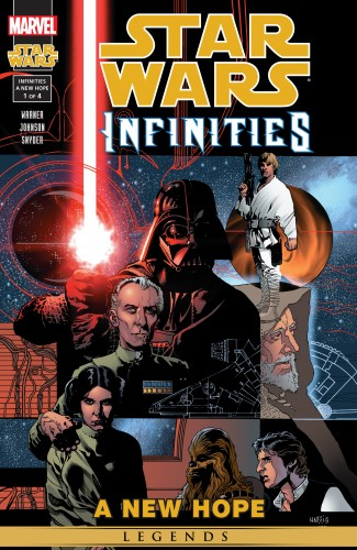Star Wars - Infinities - A New Hope #01-04