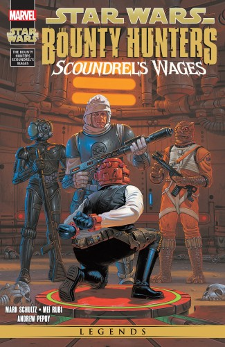 Star Wars - The Bounty Hunters - Scoundrel's Wages