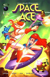 Space Ace #1-3 Complete