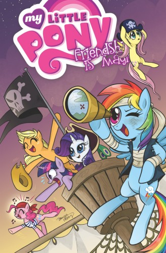 My Little Pony - Friendship is Magic Vol.4