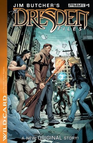 The Dresden Files - Wild Card #01