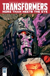 The Transformers - More Than Meets the Eye #52