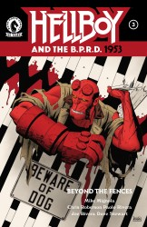 Hellboy and the B.P.R.D. – 1953 – Beyond the Fences #3