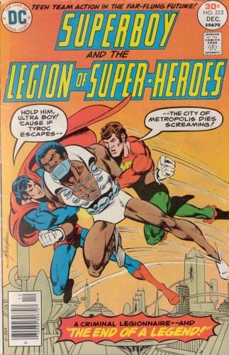 Superboy starring the Legion of Super-Heroes #197-221 Complete