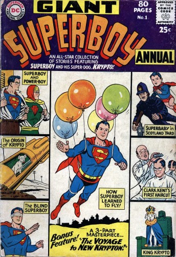 Superboy vol.1 Annual