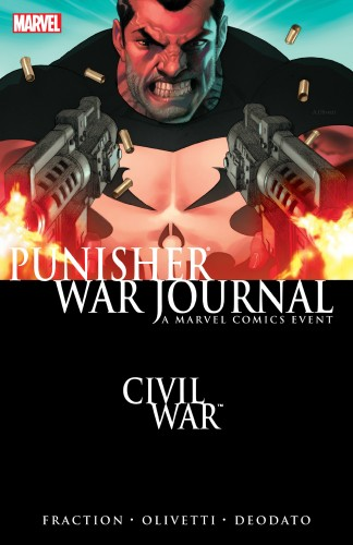 Civil War - Punisher War Journal (TPB)