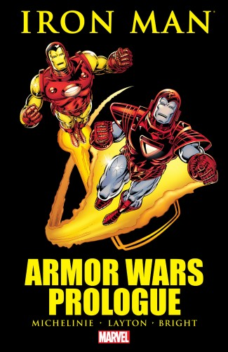 Iron Man - Armor Wars Prologue (TPB)
