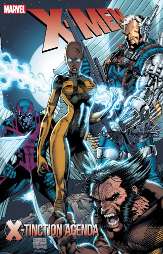 X-Men - X-tinction Agenda
