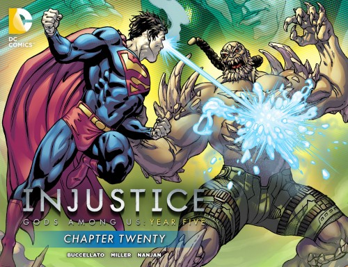 Injustice - Gods Among Us - Year Five #20