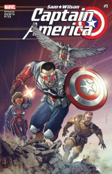 Captain America - Sam Wilson #09
