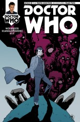 Doctor Who The Tenth Doctor Year Two #09
