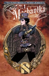 Lady Mechanika – Lost Boys of West Abbey Vol.1 #1