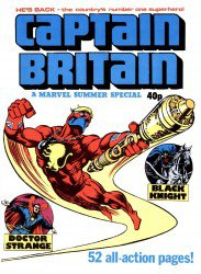Captain BritainВ Summer Special