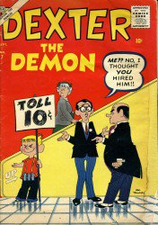Dexter The DemonВ #7