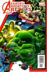 Avengers: Earth's Mightiest Heroes #1–8 Complete