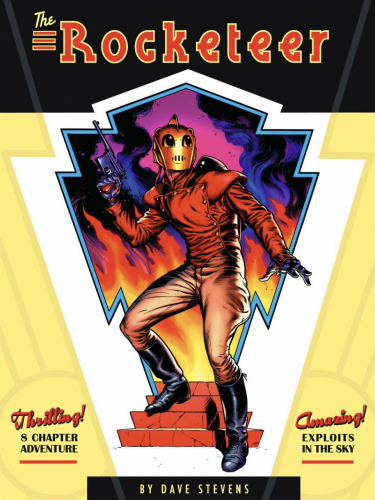 The Rocketeer - The Complete Adventures