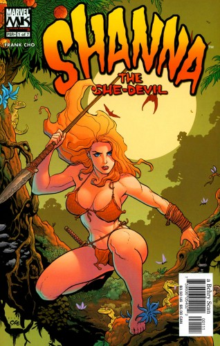 Shanna, the She-Devil #01-07