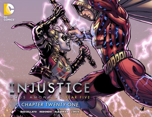 Injustice - Gods Among Us - Year Five #21