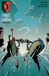 Kings and Canvas #05