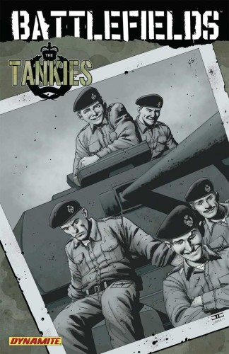 Battlefields Vol.3 - The Tankies
