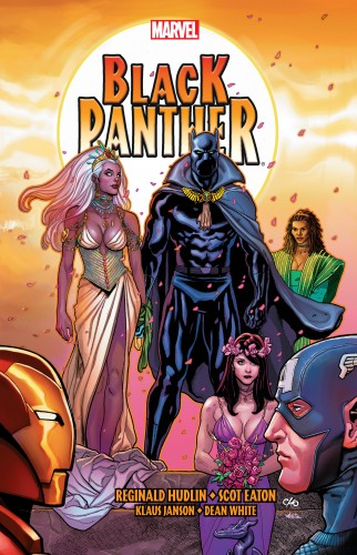 Black Panther Vol.3 - The Bride