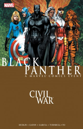 Black Panther Vol.4 - Civil War